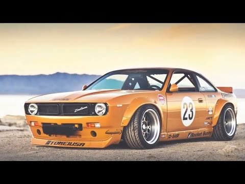 Awesome RocketBunny Cars | Pandem | TRA-Kyoto