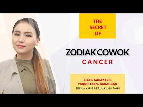 RAHASIA Zodiak Cowok CANCER. Yang Lagi PDKT Sama Cowok Ini WAJIB NONTON !!
