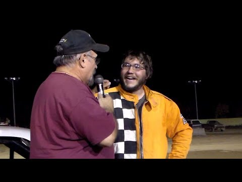 Dog Hollow Speedway - 10/7/17 Pure Stock Feature Race Highlights