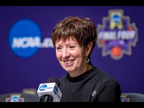 Catching Up With Muffet McGraw