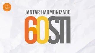 Jantar Harmonizado de 60 anos Costi Bebidas
