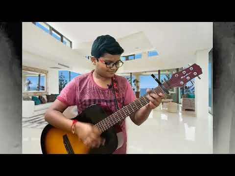 HAMDARD Song Easy Guitar Tutorial And Song Cover In Hindi.