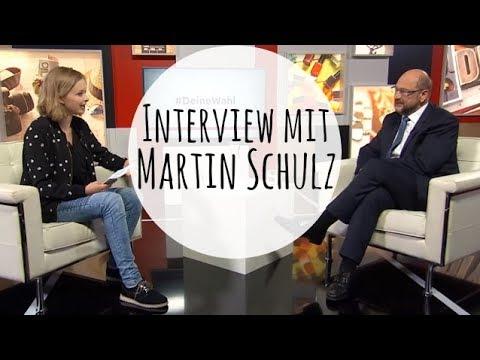 Mein Interview mit Martin Schulz - #DeineWahl I ItsColeslaw
