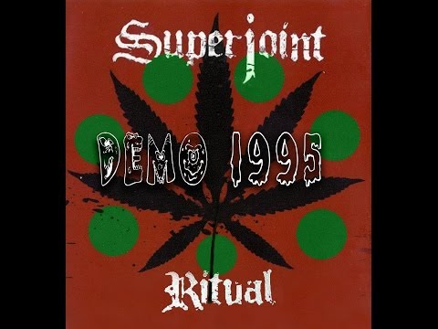 SUPERJOINT RITUAL - DEMO '95 ⌇ Full Demo ☆ 1995