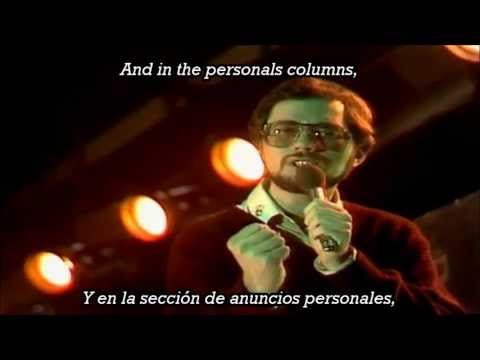 Escape (The pina colada song) - Rupert Holmes [Subtitlada &