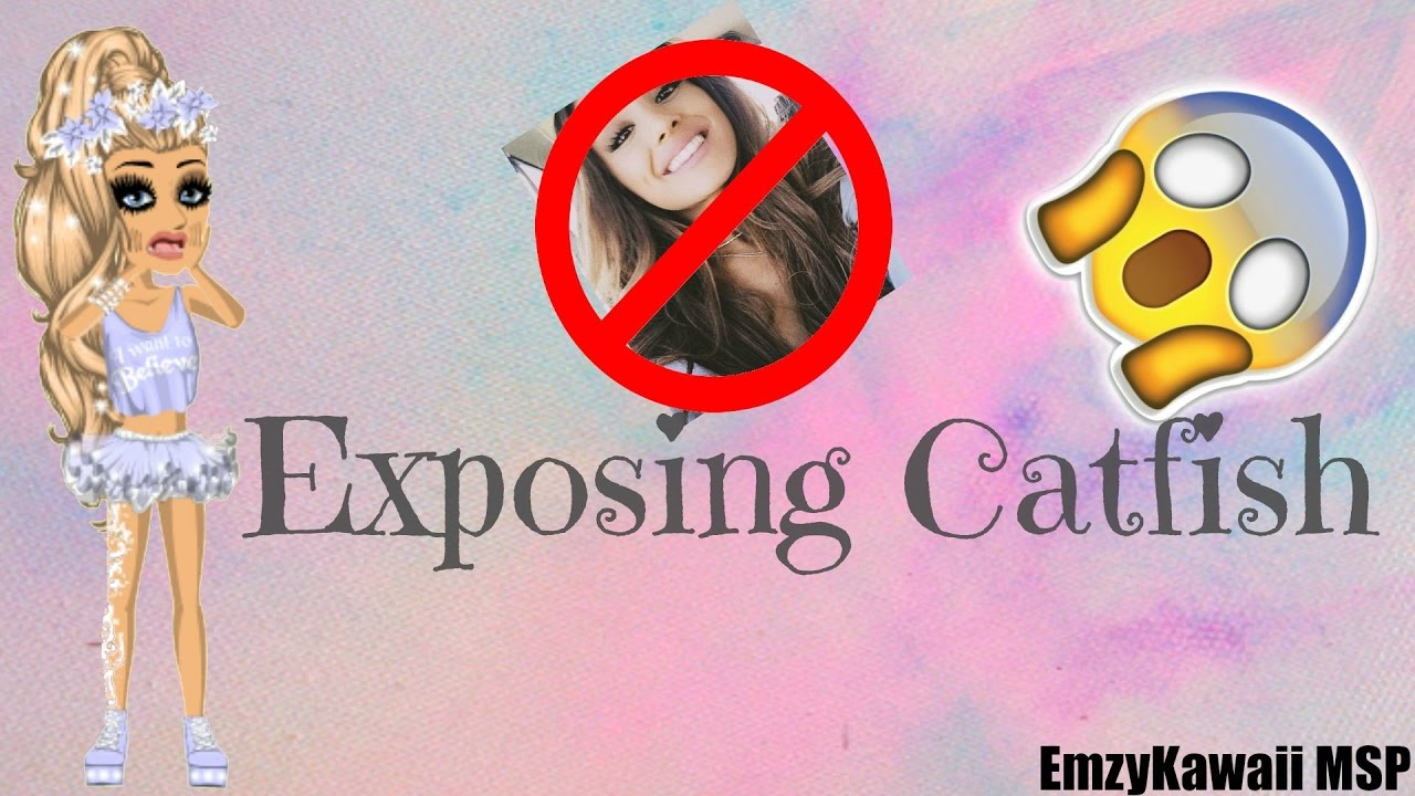 how to expose a catfish