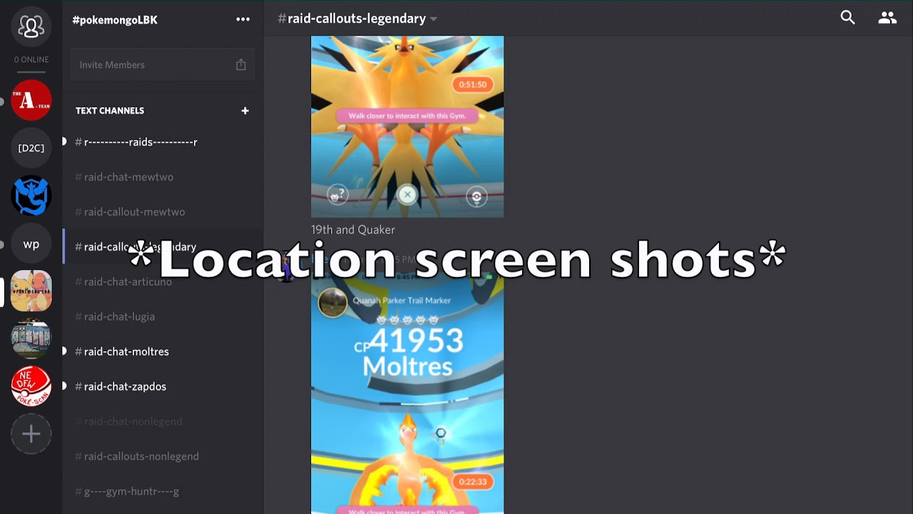 how to delete discord channels