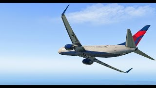 EHAM to EGCC | XPLANE11 737-800