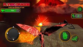 Flying Dragon Fire 3D Simulator