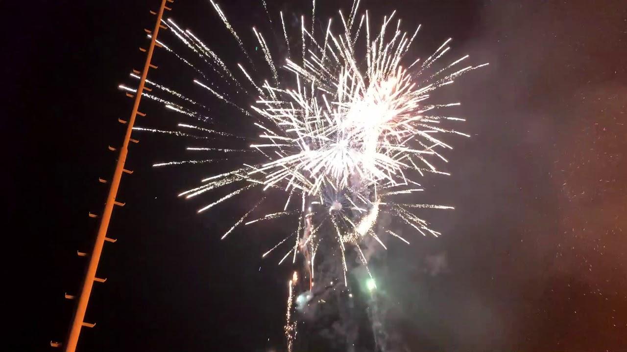 Bonfire and Fireworks Nov 7th 2020 St Martin's AC