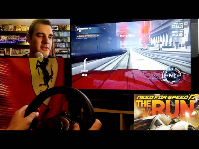 NFS The Run Gameplay part 3