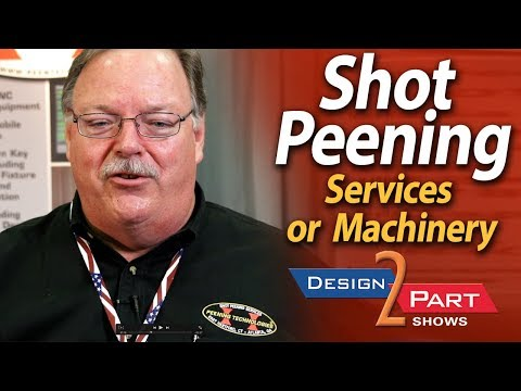 Shot Peening, Stress Relieving Of Metal Parts - Peening Technologies