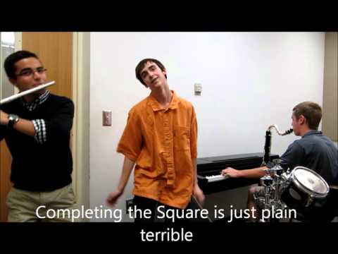 Quadratic Formula Video by Zach, Josh, Jason, Peter