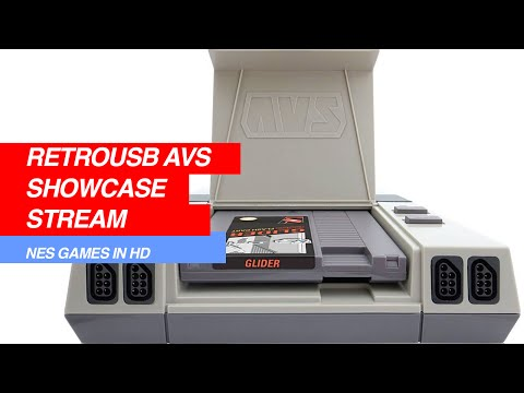 RetroUSB AVS Review: The All-Purpose Modern NES | USgamer