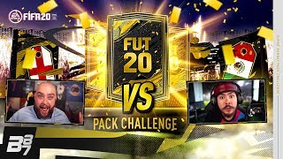 SUPER SUNDAY PACKS! PACK CHALLENGE VS CASTRO1021! | FIFA 20 ULTIMATE TEAM