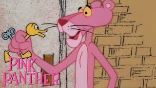 "The Pink Panther in ""Pink Quackers"""