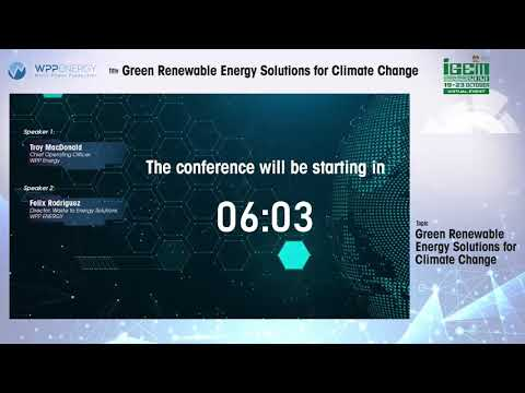 WPP Energy GMBH - Green Renewable Energy Solutions for Climate Change