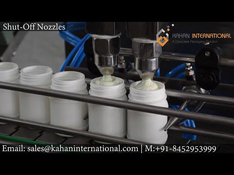Automatic Cream Filling Machine, KI-APBF