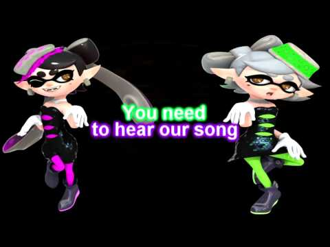 Splatoon 2 Spicy Calamari Inkantation /Final Boss Theme (Phase 3) Lyrics