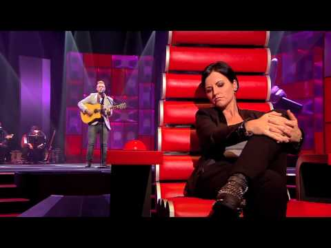The Voice of Ireland Series 3 Ep 3 - James Sheridan Blind Audition