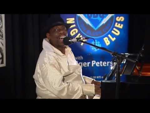"""Lucky Peterson perform """"Been So Long"""" on CBC Radio's Saturday Night Blues"""