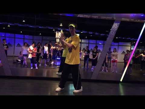 Kop Dance Class: Calvin Harris - Slide (choreography排舞)