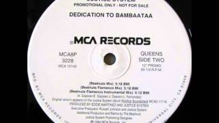 Justice System - Dedication To Bambaataa (Beatnuts Mix) (1994)