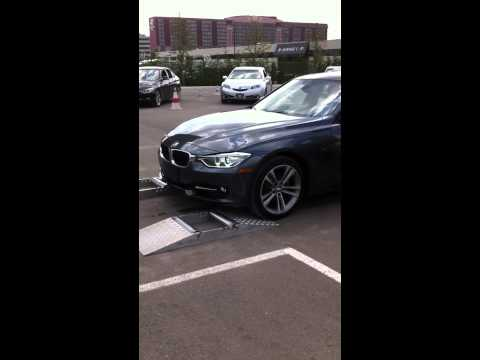 2012 BMW xDrive Comparison Drive Event -Audi A4 2.0T Quattro, BMW 328i xDrive