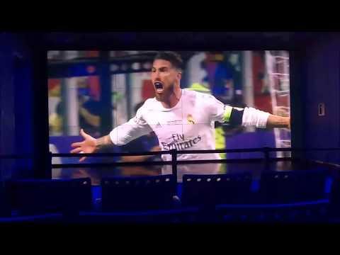 Santiago Bernabéu Stadion / Real Madrid