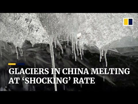 Glaciers in northwestern China melting at a 'shocking' rate and may disappear by 2050