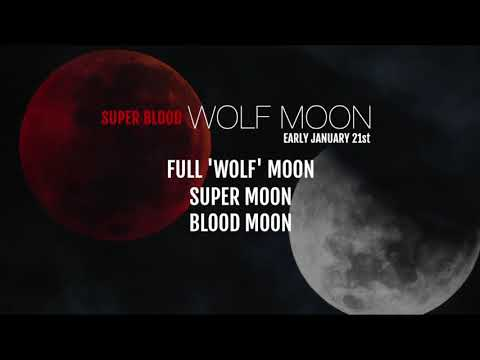 None - Super Blood Wolf Moon is Real and it Happens This Weekend