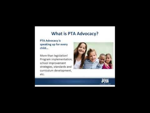 PTA Advocacy 101