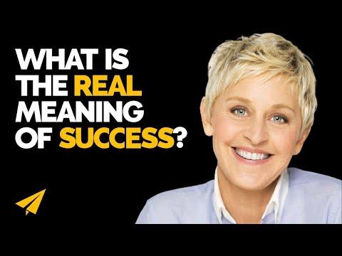 Live your life with INTEGRITY - Ellen DeGeneres (@TheEllenShow) - #Entspresso