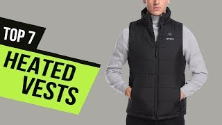 BEST HEATED VESTS! (2020)