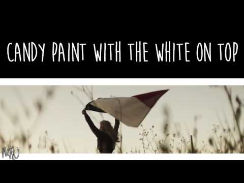 Post Malone - Candy Paint (With Lyrics)