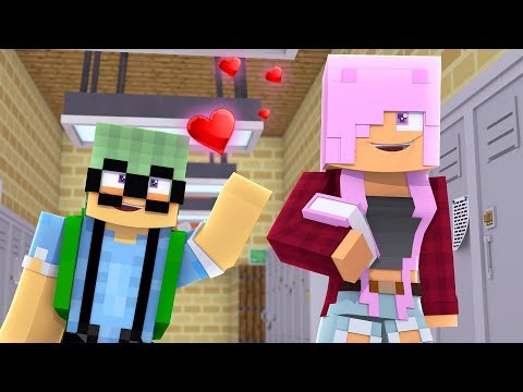 THE NEW KID! - Parkside University EP10 - Minecraft Roleplay