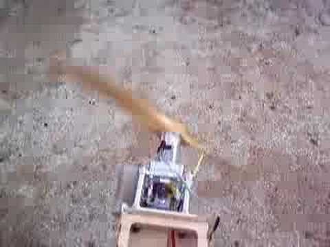 RC Extreme Power Area 51 engine