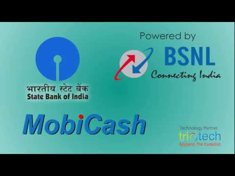 BSNL Authorised Retailer/CSP Access | USSD Channel | State Bank Mobicash