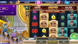 Casino heist pop slots