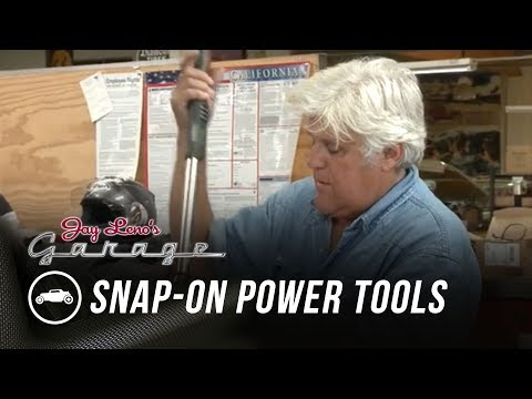 Snap-On Power Tools - Jay Leno's Garage