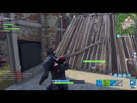 Xim Apex Fortnite Builder Pro Huge Fail Ps4 Youtube