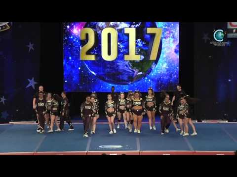 Limelight Cheerleading Allstars (Canada) - Flash [2017 International Open Small Coed Level 5 Semis]