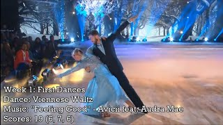 Jamie Anderson - Dancing With The Stars Performance