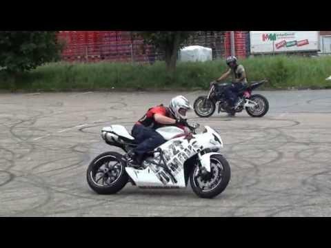 ducati 848 drifting extreme ! crazy-demons.de - youtube
