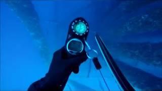 Rig diving off Corpus Christi, Texas Oct2019 YouTube Videos