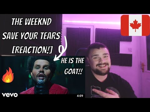 The Weeknd - Save Your Tears (Official Music Video) [REACTION!]