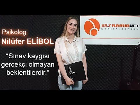 Nilüfer YOLVER ELİBOL ile Röportaj