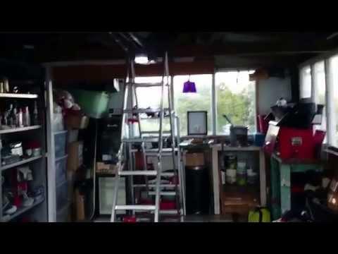 Garage Door Opener Installed - Solar Powered
