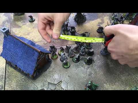 Lord Of The Rings Gondor Vs Angmar 600 Pts