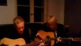 """Petter Seander & Simon Norrsveden - """"Illusions Never Die"""" @ Mälarhöjdens Kyrka 2009"""